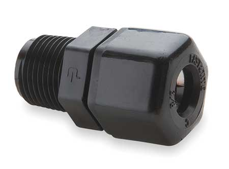 "3/4"" Compression x 1/2"" MNPT Male Connector"