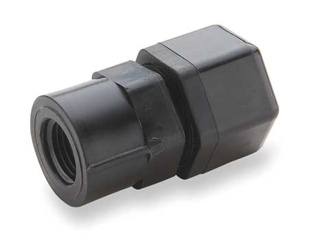 "1/4"" Compression x 3/8"" FNPT Connector"