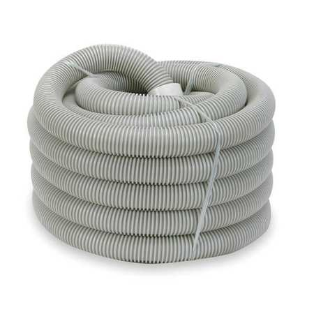 Flexible Vacuum Hose,  1 1/2 In X 36 Ft