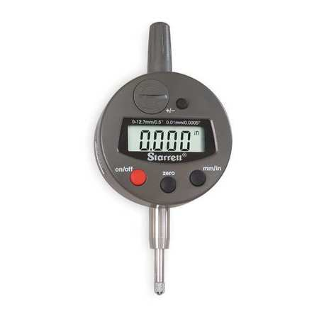 Electronic Indicator, 0-12mm