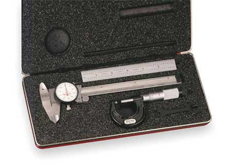 Basic Precision Tool Set, 3 Pc