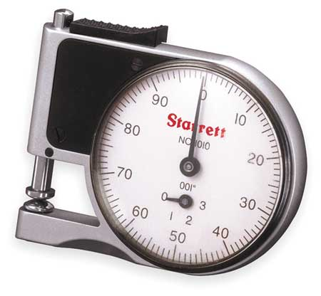Dial Indicator PocketGage, 0 to 0.375 In