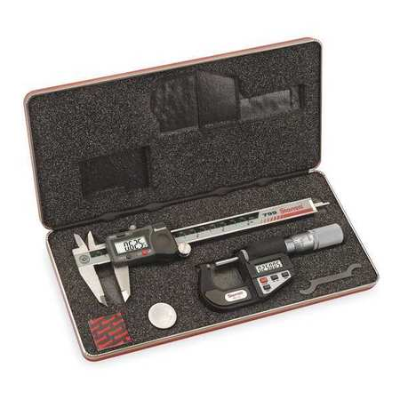 Precision Tool Set w/o Output, 2 Pc