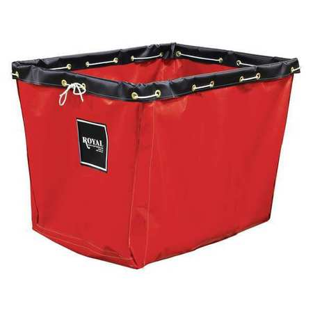 Replacement Liner, 24 Bu, Red Vinyl