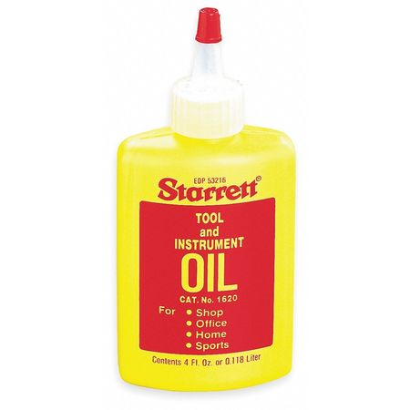 Tool and Instrument Oil, 4 Fl Oz