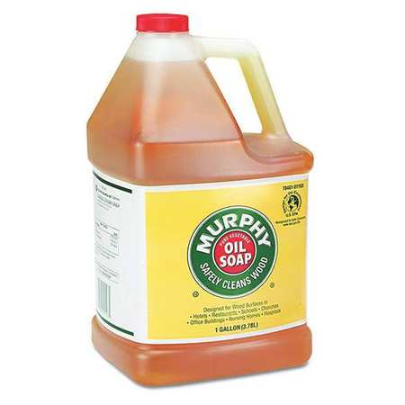 Wood Cleaners, Size 1 gal., PK4