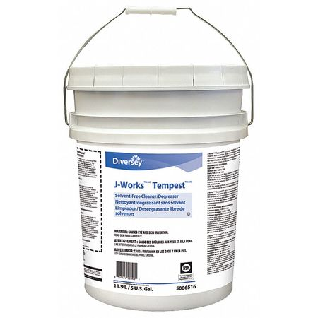 5 gal. Nonsolvent Cleaner Degreaser Pail
