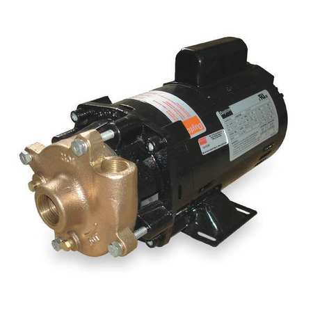 Bronze/Brass 3/4 HP Centrifugal Pump 115/230V