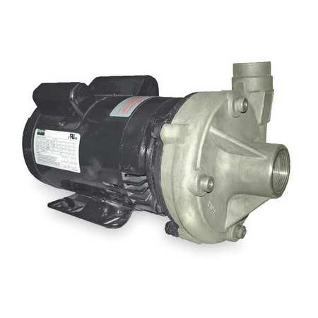 Stainless Steel 1-1/2 HP Centrifugal Pump 115/230V
