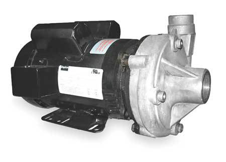 Stainless Steel 2 HP Centrifugal Pump 115/230V