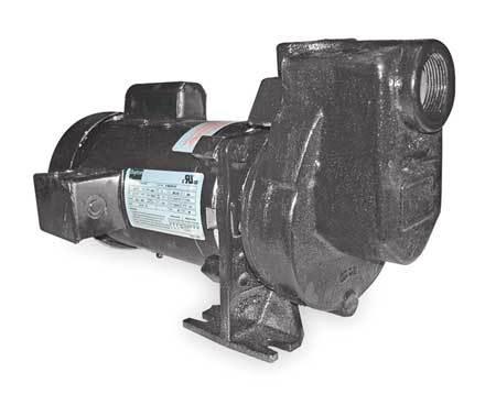 Centrifugal Pump, 1.5 HP, 1 Ph, 115/208-230