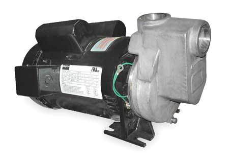 Centrifugal Pump, 1.5 HP, 1 Ph, 115/208-230