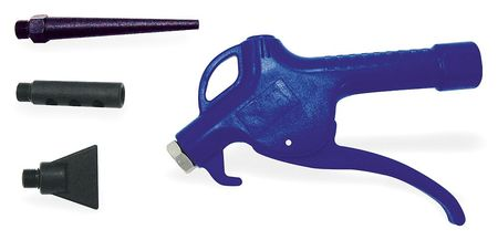 "Pistol Grip Air Gun Kit,  3"" Extension"