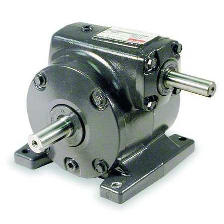 Speed Reducer, Indirect Drive, , 39:1