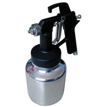 Siphon/Pressure Spray Gun, 0.050In/1.3mm