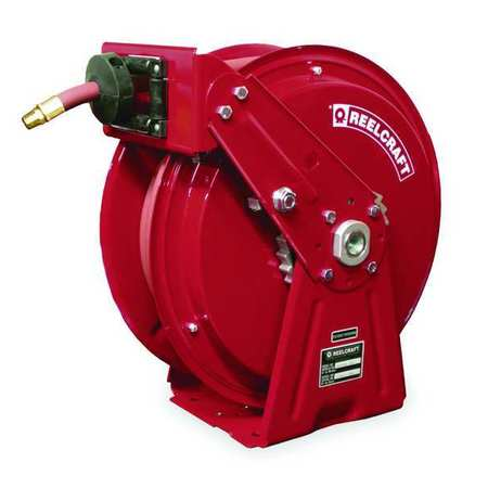 "Hose Reel, 1/2"", 50 ft L, 300 psi"