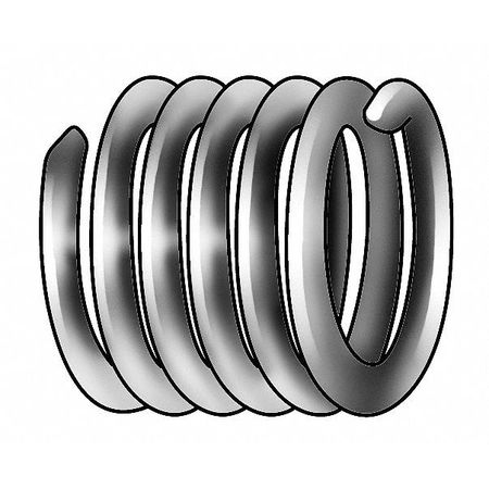 Helical Insert, M2.5x0.45mm, PK100