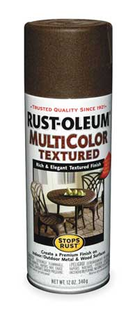 Spray Paint, Autumn Brown, 12 oz.