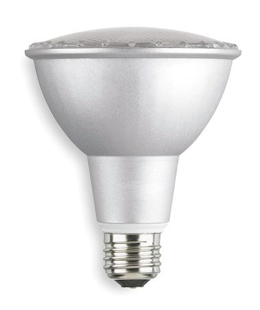 LUMAPRO 15W,  PAR30 Screw-In Fluorescent Light Bulb