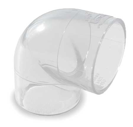 "3/4"" Solvent PVC 90 Degree Elbow Sched 40"