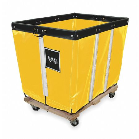 Basket Truck, 6 Bu. Cap., Yellow, 30 In. L