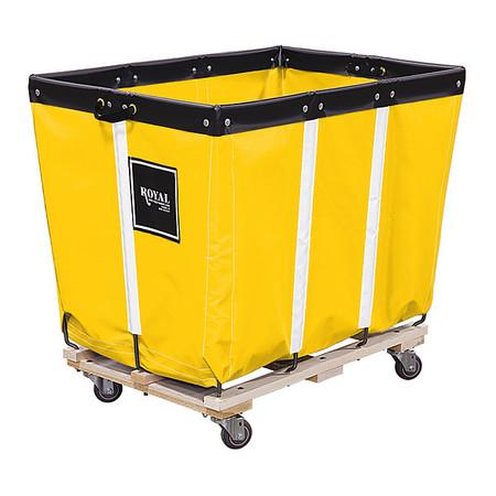 Basket Truck, 20 Bu. Cap., Yellow, 48 In. L