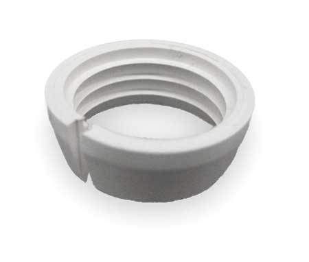 Gripper, PFA,  PTFE,  ETFE, Comp, 1/2In
