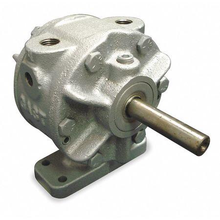 Vacuum Pump, Rotary Vane, 3/4 HP