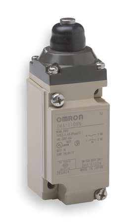 DPDT Heavy Duty Limit Switch Plunger IP 67
