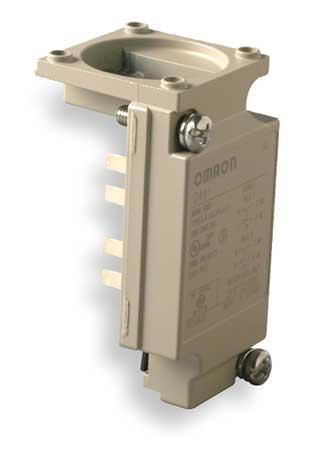 Limit Switch Box, 2NO/2NC, 5A @ 600VAC