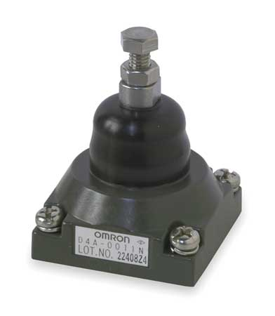 Limit Switch Head, Plunger, Top, Adjustable