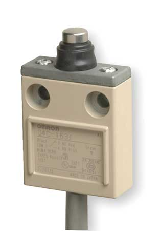 SPDT Limit Switch Plunger Nema 3,  4,  13 IP 67