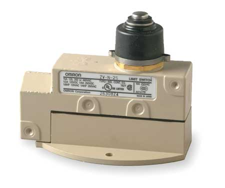 SPDT Limit Switch Plunger Nema 1,  2,  3,  4,  5 IP 65