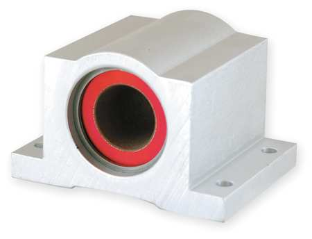 Pillow Block, 1.500 In Bore, 4.000 In L