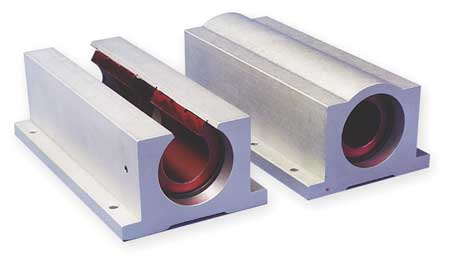 Pillow Block, 2.000 In Bore, 10.000 In L