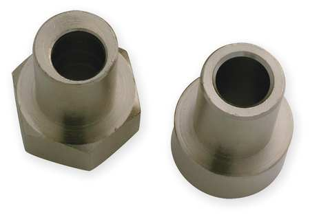 V-Guide Adjustable Bushing, Bore 0.3750In