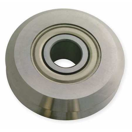V-Guide Wheel Bearing, Bore 1.8030 In
