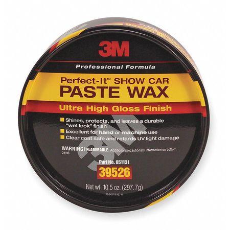 Show Car Paste Wax