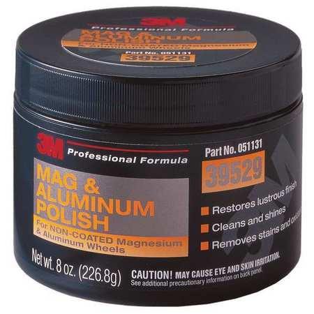 Magnesium/Aluminum Polish