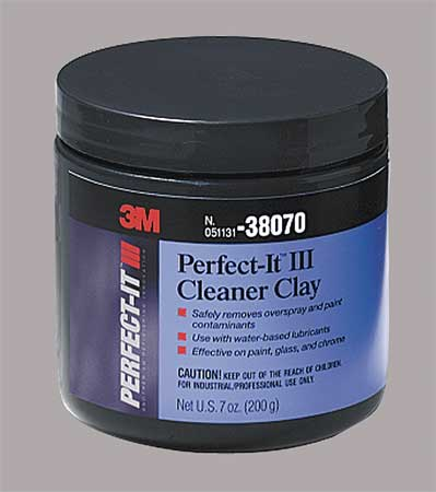 Abrasive Cleaner Clay Bar