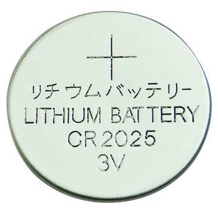 Coin Cell, 2025, Lithium, 3V