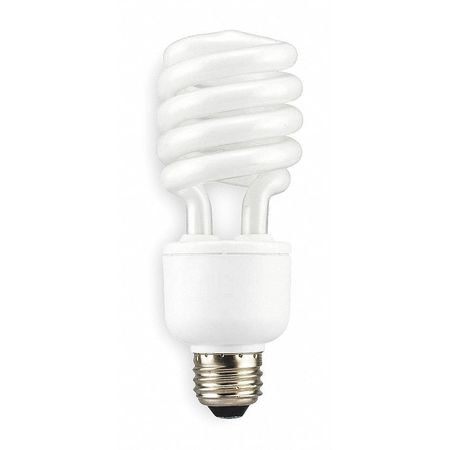LUMAPRO 23W,  T2 Screw-In Fluorescent Light Bulb
