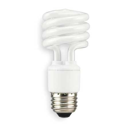 LUMAPRO 13W,  T2 Screw-In Fluorescent Light Bulb