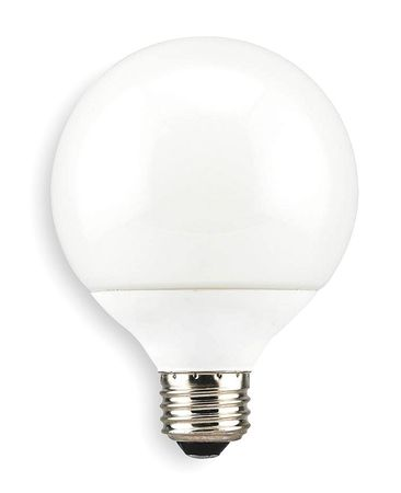 LUMAPRO 15W,  G30 Screw-In Fluorescent Light Bulb