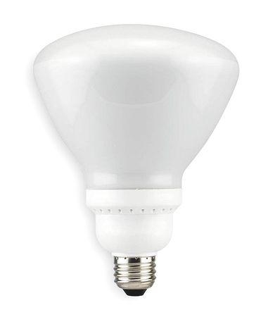 LUMAPRO 23W,  R40 Screw-In Fluorescent Light Bulb