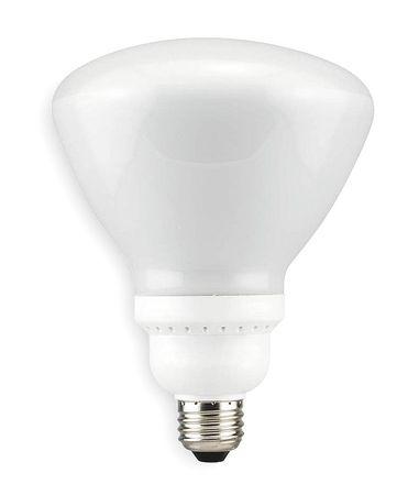 LUMAPRO 23W,  R40 Screw-In Fluorescent Light Bulb,  Min. Qty 6