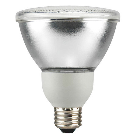 LUMAPRO 23W,  PAR38 Screw-In Fluorescent Light Bulb