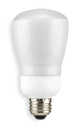 LUMAPRO 11W,  R20 Screw-In Fluorescent Light Bulb