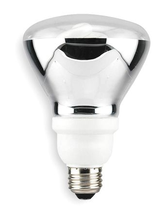 Screw-In CFL, Non-Dimmable, 2700K, 15W