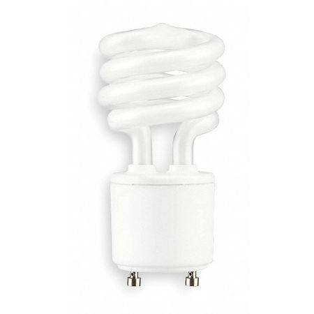 LUMAPRO 13W,  T2 Plug-In Fluorescent Light Bulb